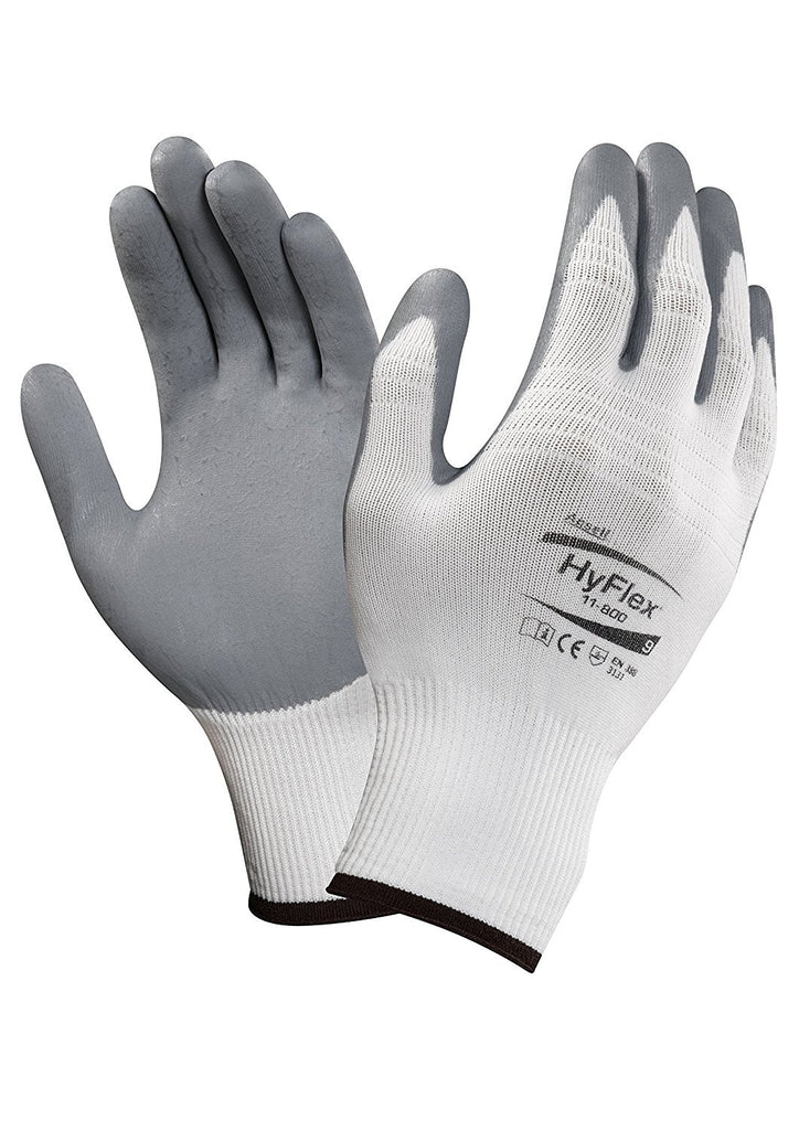 Ansell Hyflex Nylon Gloves #11-800