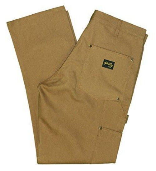 Stan Ray Double Knee Work Pant Brown Duck #1170