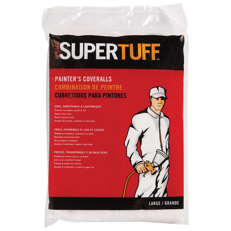 Trimaco Supertuff Painter's Coveralls
