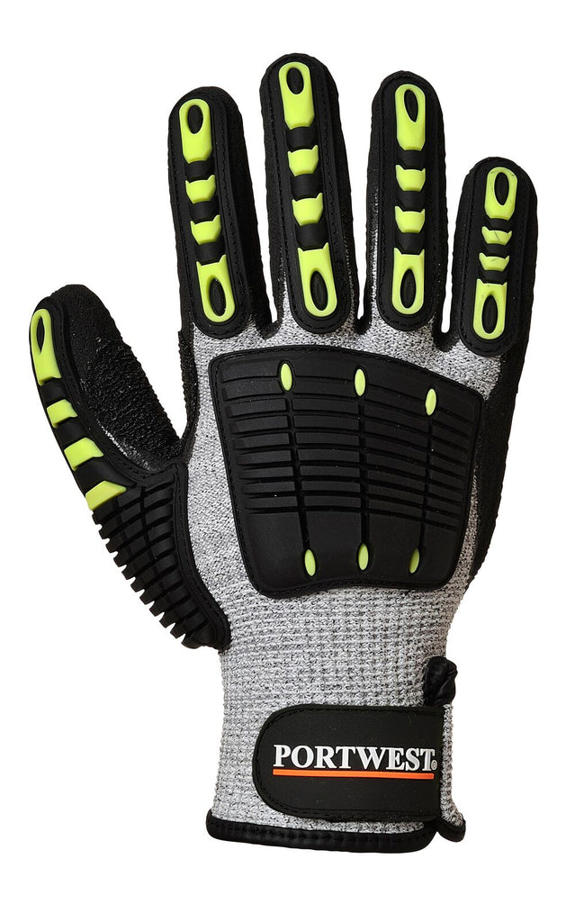 Portwest Anti Impact Cut Resistant 5 Gloves #A722