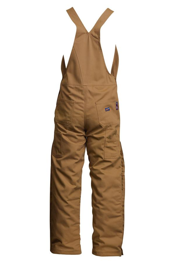 Lapco Fr Insulated Bib Overalls Hard Hat Gear