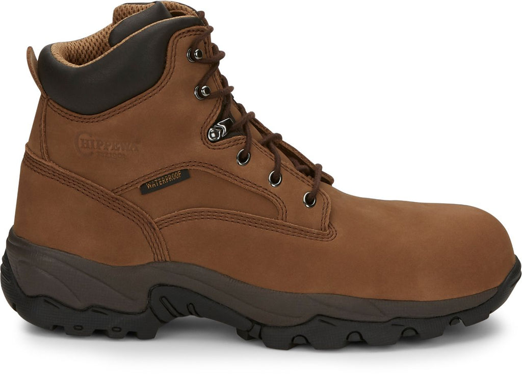 "Chippewa 6"" Soft Toe Waterproof Graeme #55160"