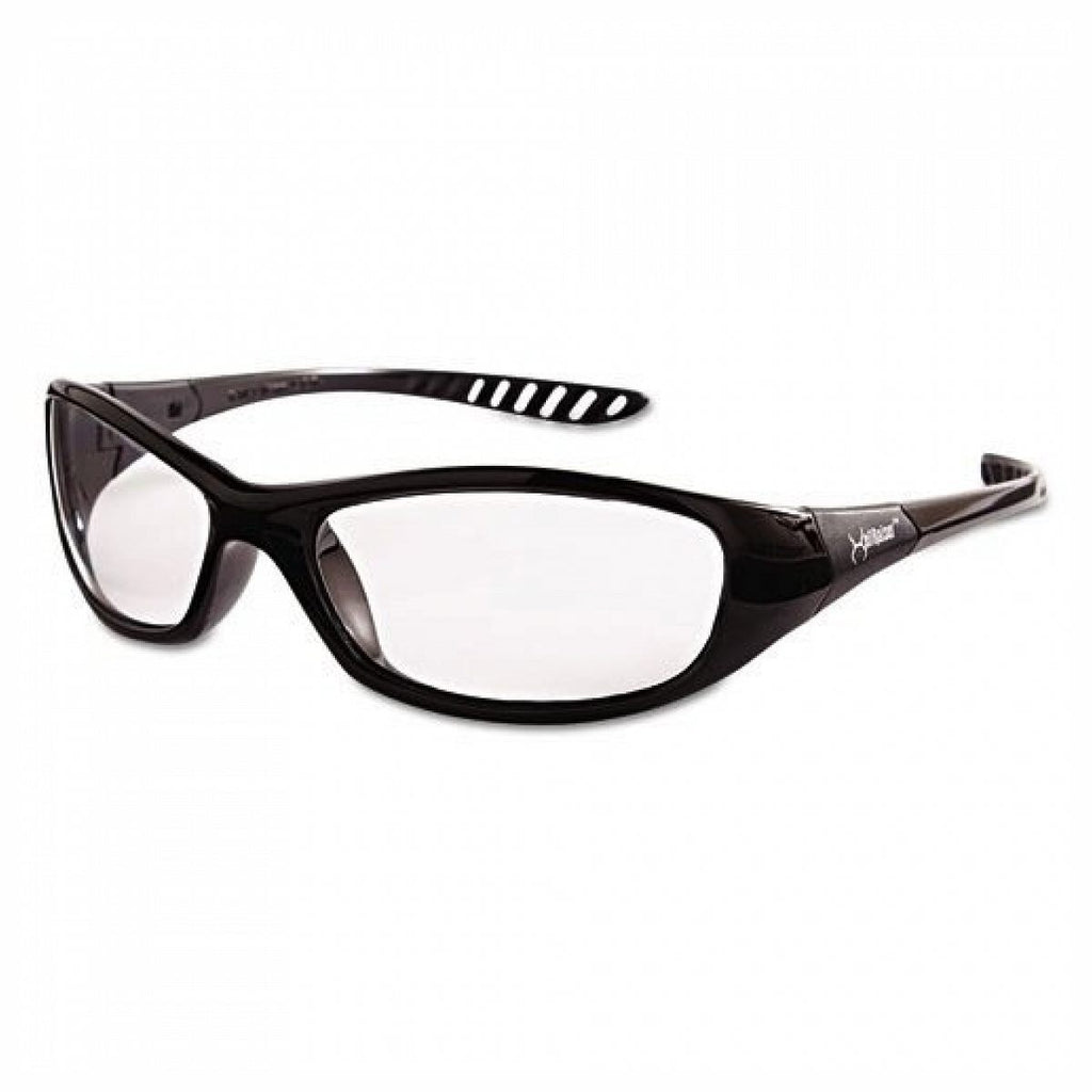 Hellraiser Clear Lens Anti-Fog Safety Glasses #28615