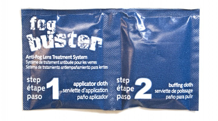 ASA Fogbuster Lens Wipes