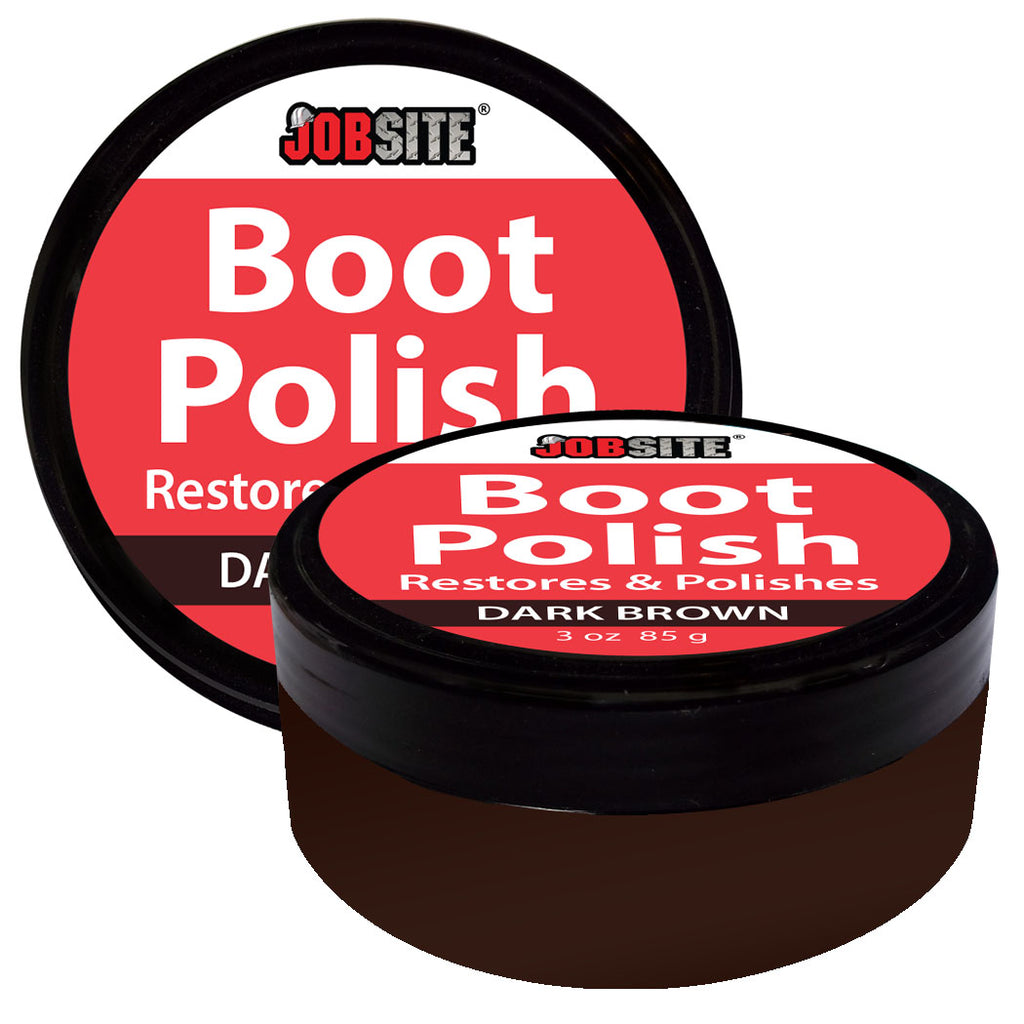 Jobsite 3OZ Boot Polish