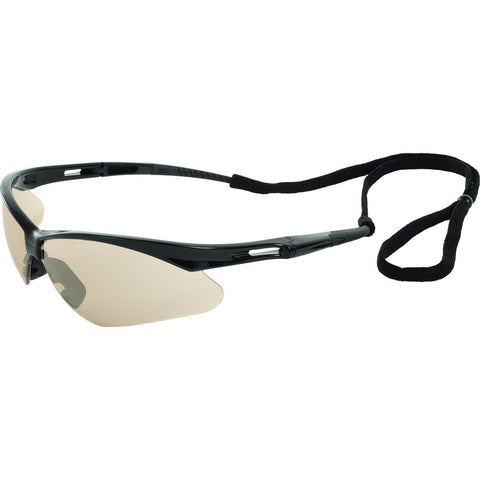 ERB OCTANE BLACK IN/OUT SAFETY GLASSES #15330