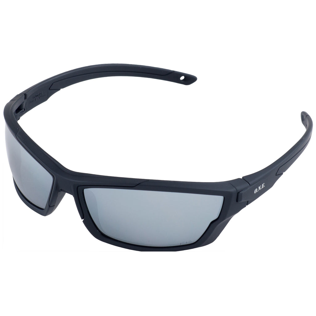 ERB One Nation Outride Smoke Mirror Safety Glasses #18034