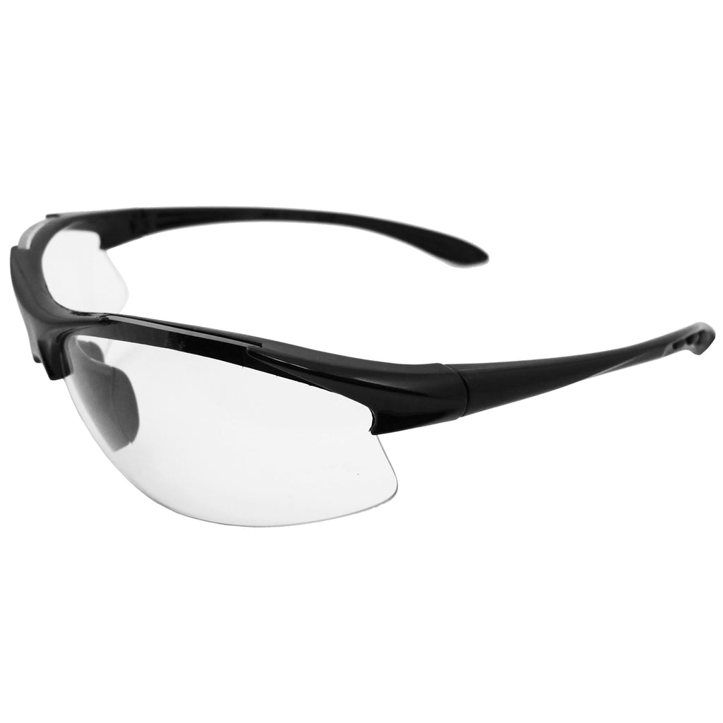 ERB Cmmandos Clear Anti-Fog Safety Glasses #18614