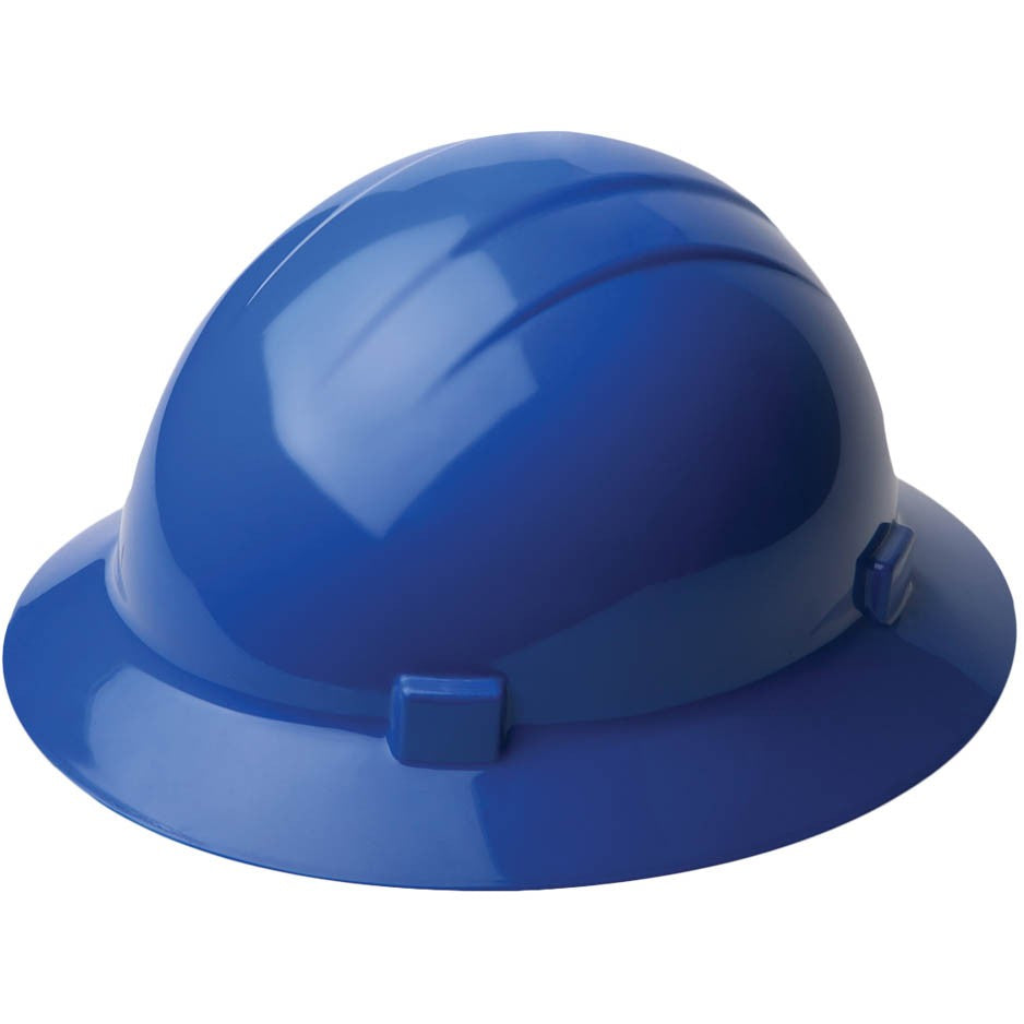 ERB Side Impact Full Brim Hard Hat (ANSI Type 2)