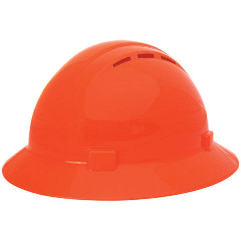 ERB Vented Americana Full Brim Hard Hat