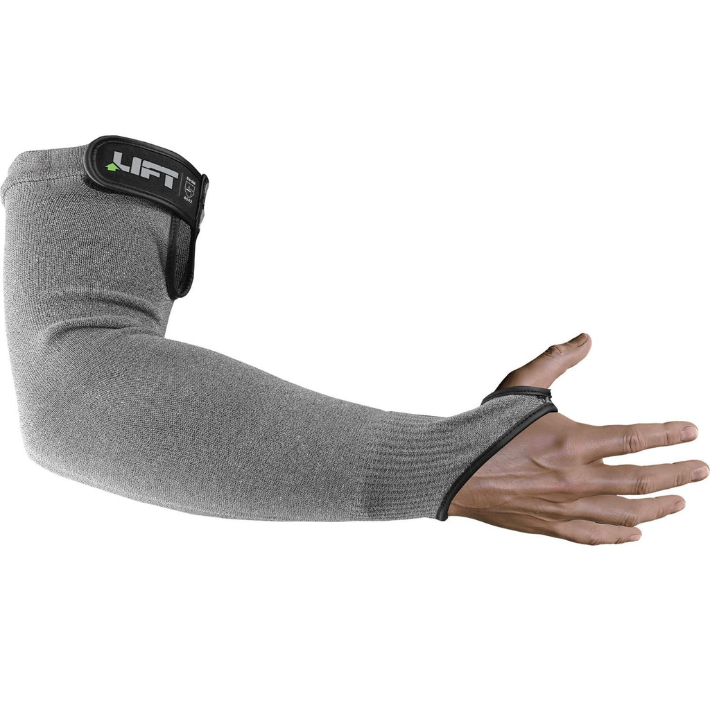 Lift Fiberwire Cut 5 Sleeve With Velcro Closure #SFV-15Y **NEW**