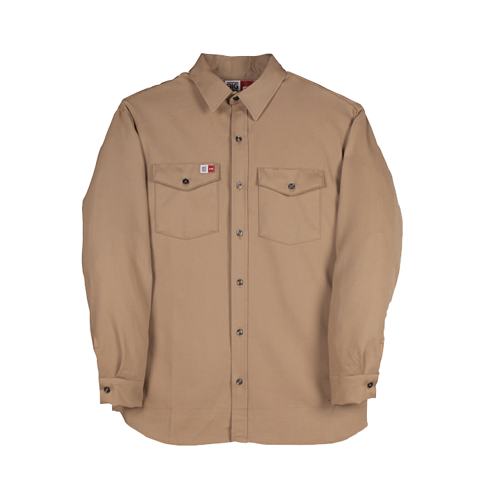 Big Bill FR Flashtrap button down shirt