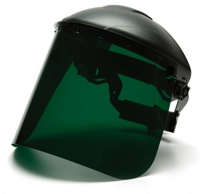 GREEN TINT FACESHIELD IR5 FILTER