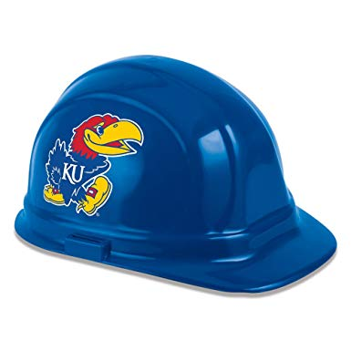 University of Kansas Jayhawks Hard Hat #NCAA-UKS