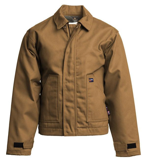 LAPCO FR 12OZ. FR INSULATED JACKET BROWN
