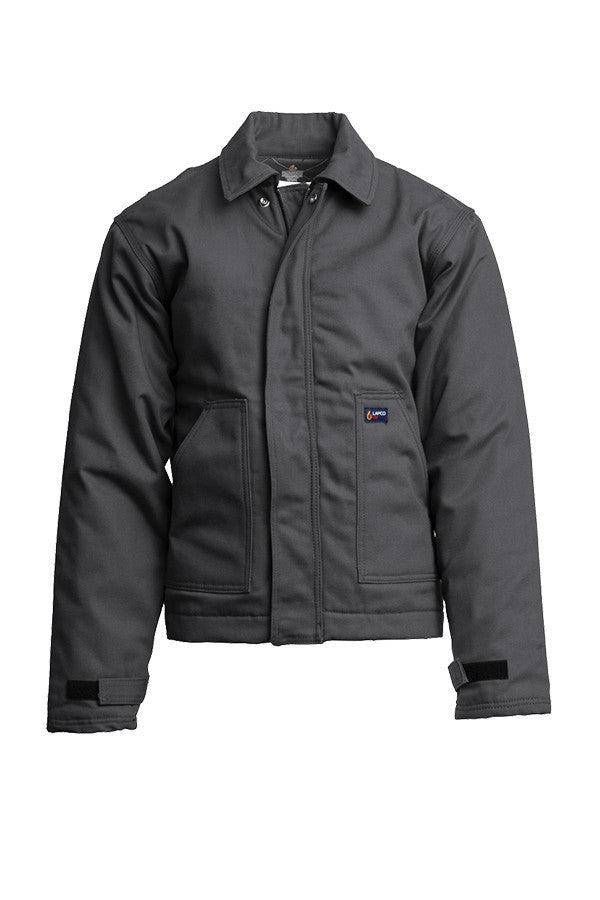 LAPCO FR 12OZ. FR INSULATED JACKET GREY