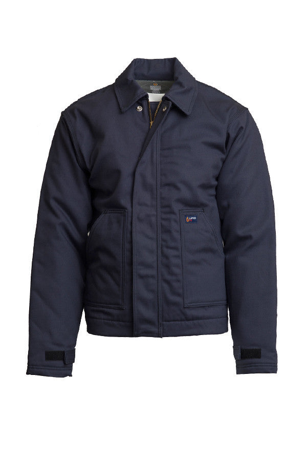 LAPCO FR 12OZ. FR INSULATED JACKET NAVY