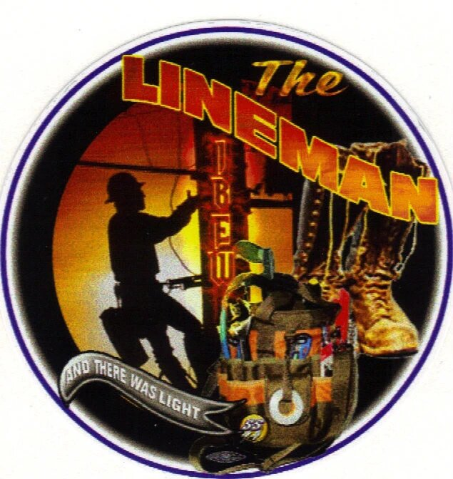 The Lineman T-Shirt