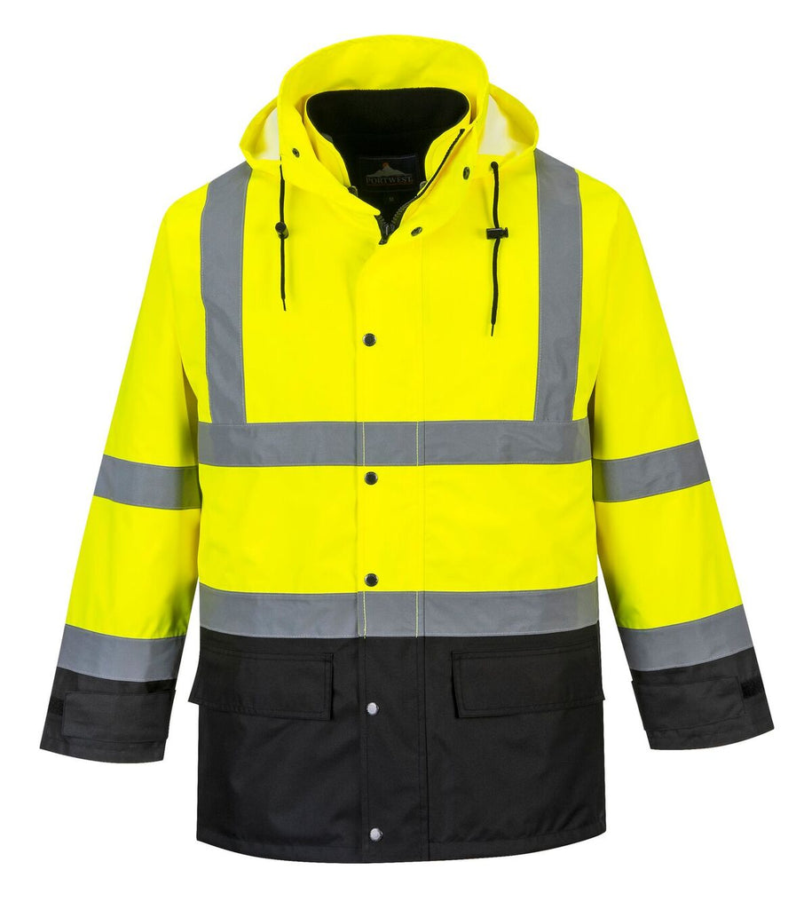 Portwest Hi Vis Executive 5-in-1 Jacket