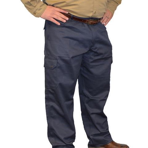 LAPCO FR 100% COTTON CARGO PANTS