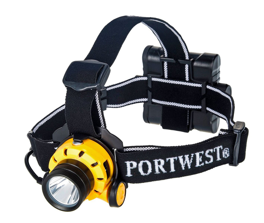 Portwest PW Ultra Power Head Light PA64