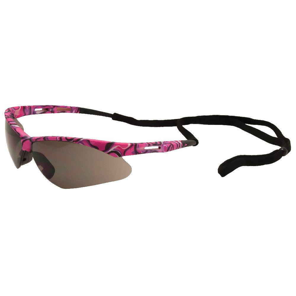 ERB Annie Pink Camo Safety Glasses