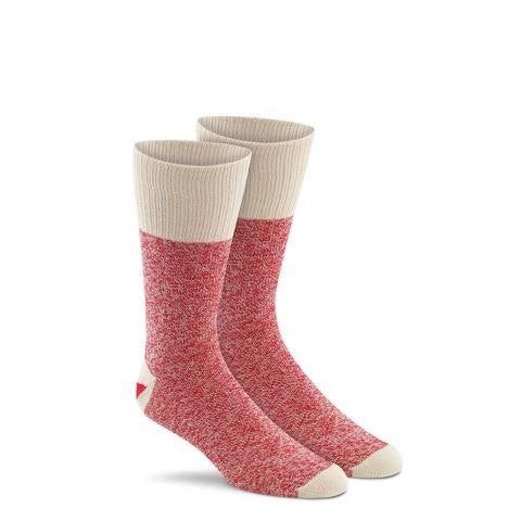 Fox River Classic Red Heel Monkey Sock 2-PK #6851