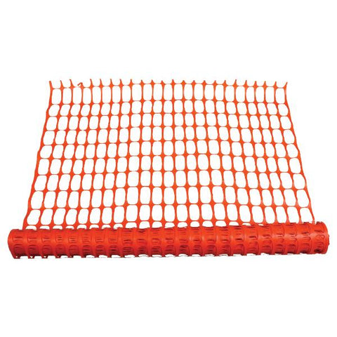 Truforce Hi-Viz Orange Safety Fence #SF4100TF