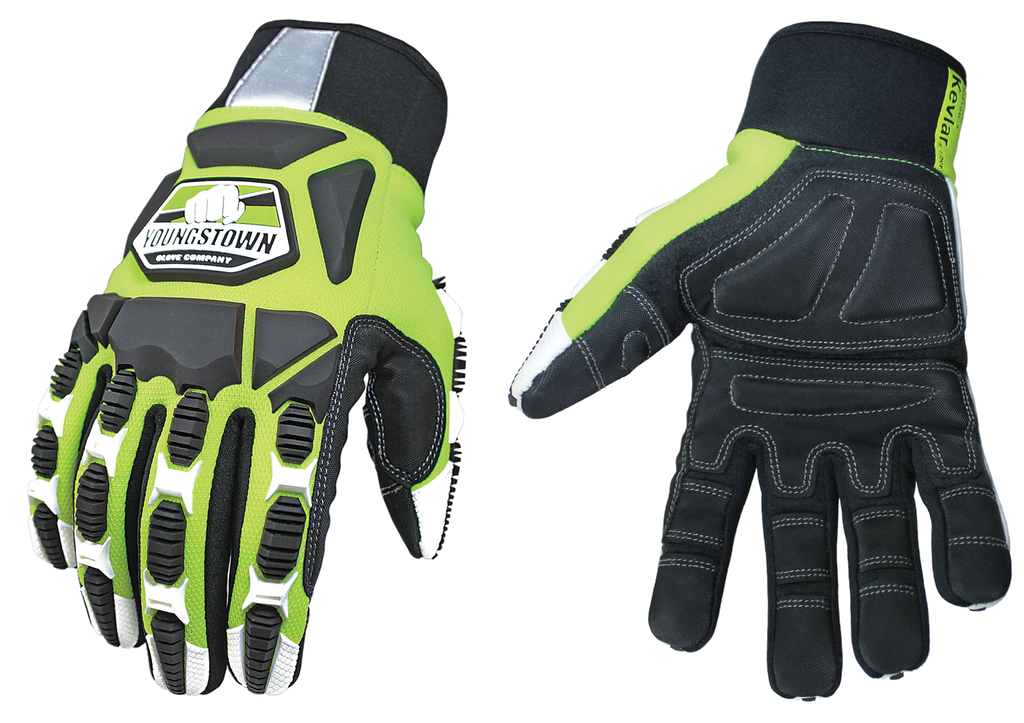 Youngstown Hi-Viz Titan XT Glove #09-9060-10