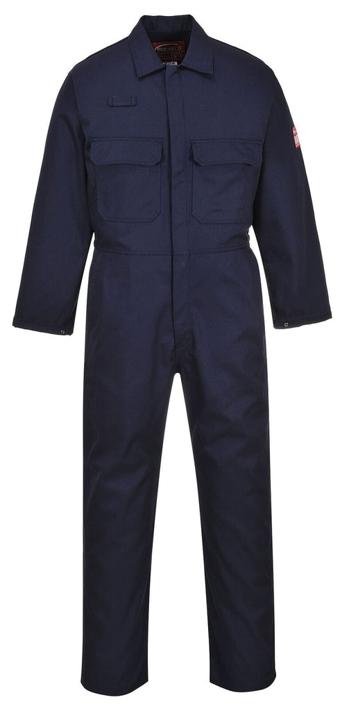 Portwest Bizweld Flame Resistant Coverall