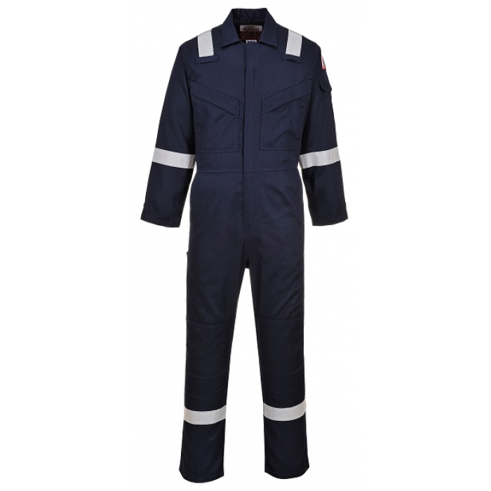 Portwest Bizflame Plus Super Light Weight Anti-Static Coverall