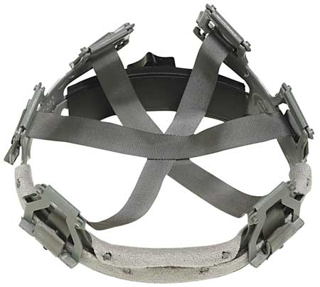 Vulcan Cowboy Hard Hat 6-Point Replacement Suspension #VCB201