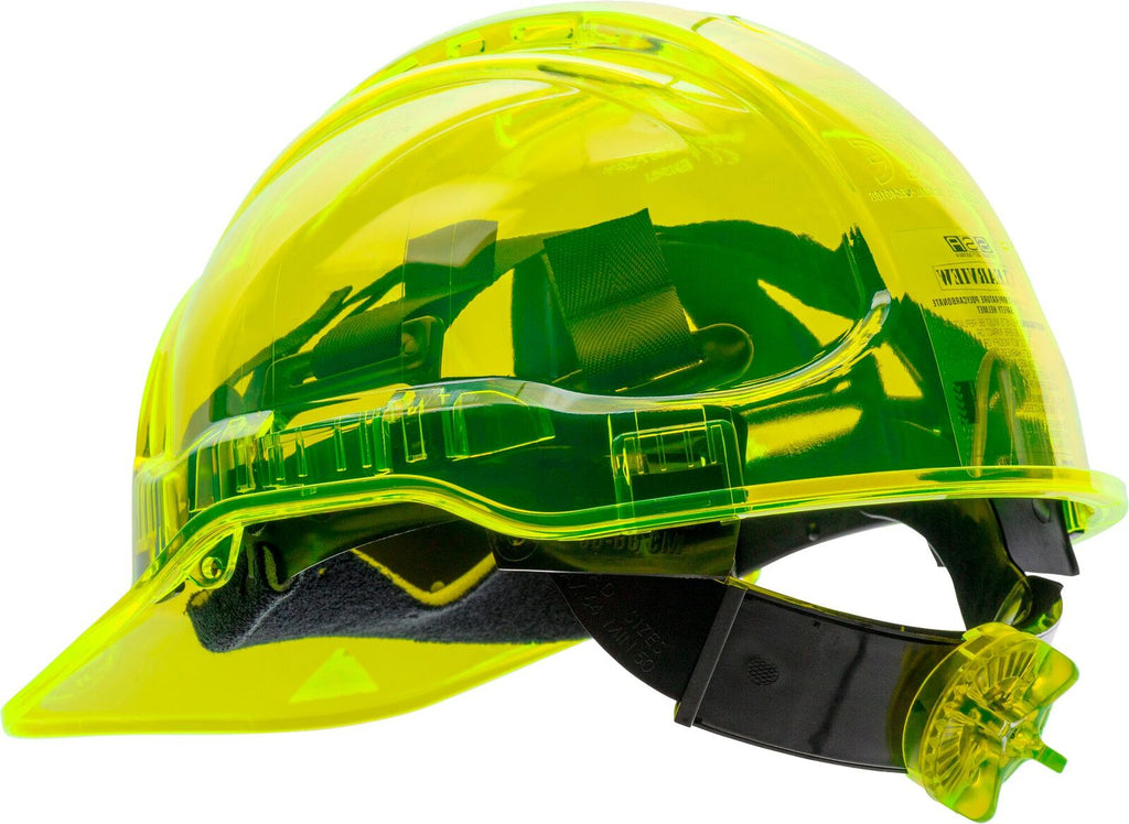 Portwest Peak View Ratchet Hard Hat Vented #PV60