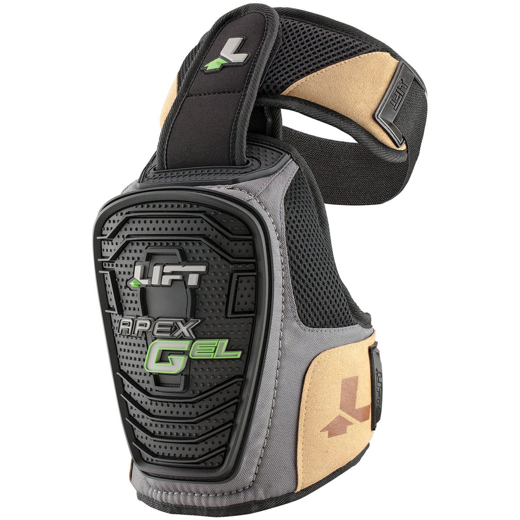 Lift Apex Gel Knee Guard #KAX-0K