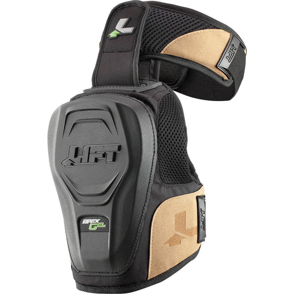LIFT APEX GEL KNEE GUARD - HARDSHELL