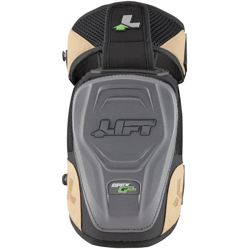 Lift Apex Gel Knee Guard - Non Marring #KAN-15K **NEW**
