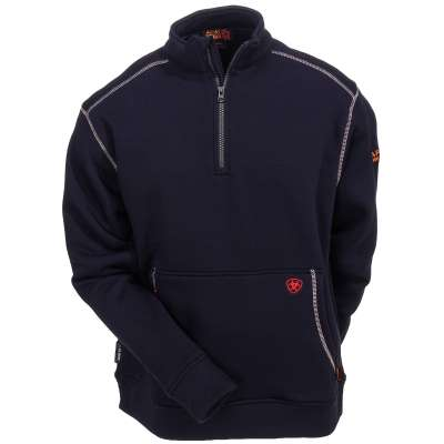 Ariat FR Polartec 1/4 Zip Fleece Pullover #10015950