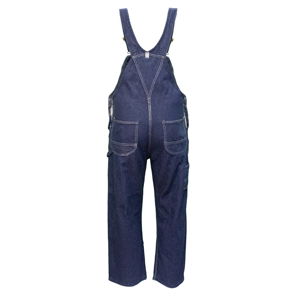 Key Denim Bib Overall #273.43