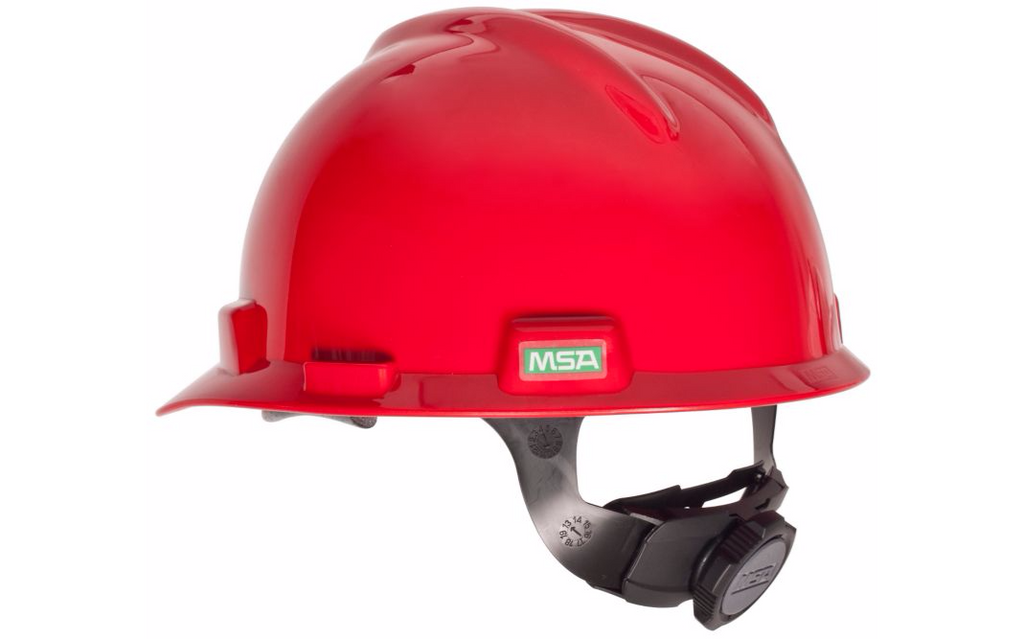 MSA V-Gard 4-Point Hard Hat Suspension
