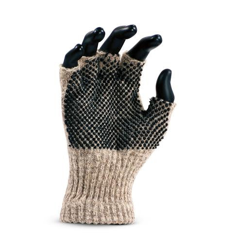 Fox River Thermal Hand Wear Gripper Fingerless Glove #9591 (Discontinued)