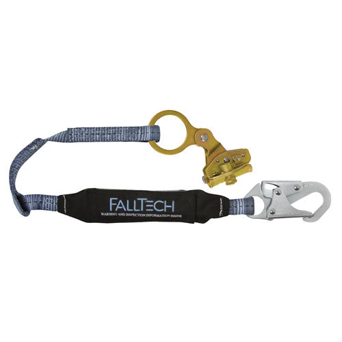 Falltech Rope Grab Lanyard Set #8358(DISCONTINUED)