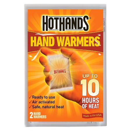 Hot Hands Hand Warmers #HW8