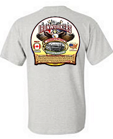 Ironworker Prayer T-Shirt