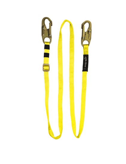 Elk River CENTURION ADJUSTABLE WEB LANYARD 6'