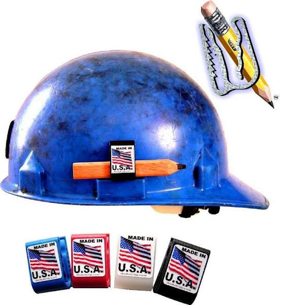 Hard Hat Pencil/Marker Clip #PLCP