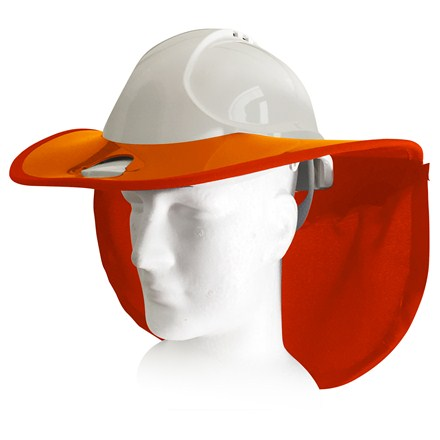 Snap Brim Sun Shade for Bullard C30 Cap Style Hard Hat *Discontinued*