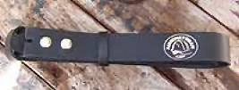 1.5 inch Belt With Snaps for Your Buckle by Hardhatgear