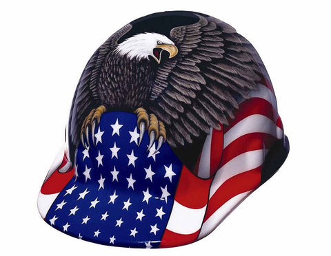 Spirit of America Cap Style Hard Hat #E2RW00A006