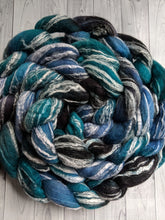 Baby, it's Cold Outside, Hand Spun Yarn