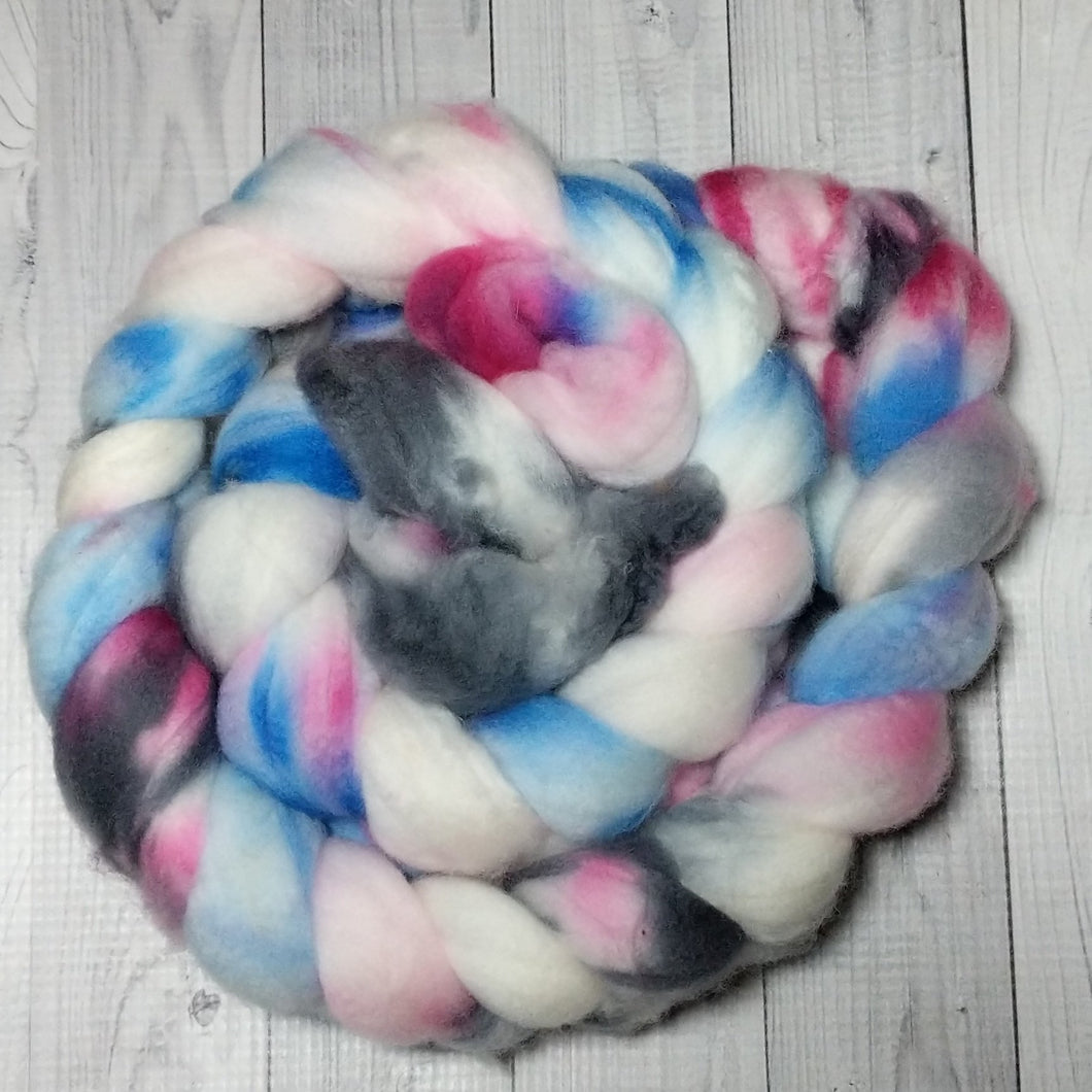 Cloud Creatures, Merino Combed Top